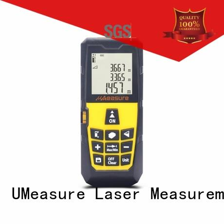 strap screen pouch electronic laser range meter UMeasure Brand