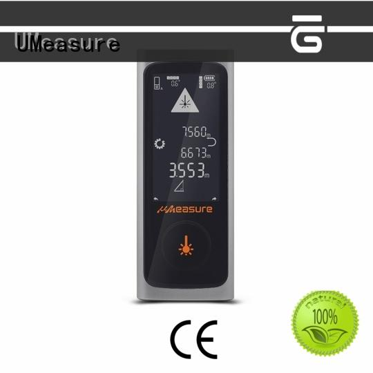 laser range meter bubble rangefinder angle UMeasure Brand laser distance measurer