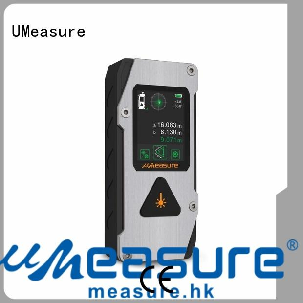UMeasure carrying distance measuring equipment laser multimode