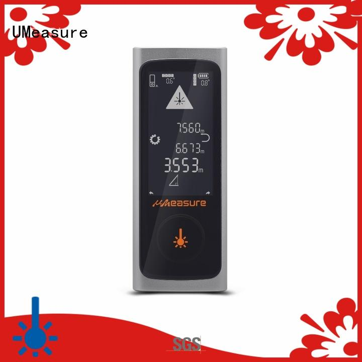 laser range meter bubble handheld UMeasure Brand laser distance measurer