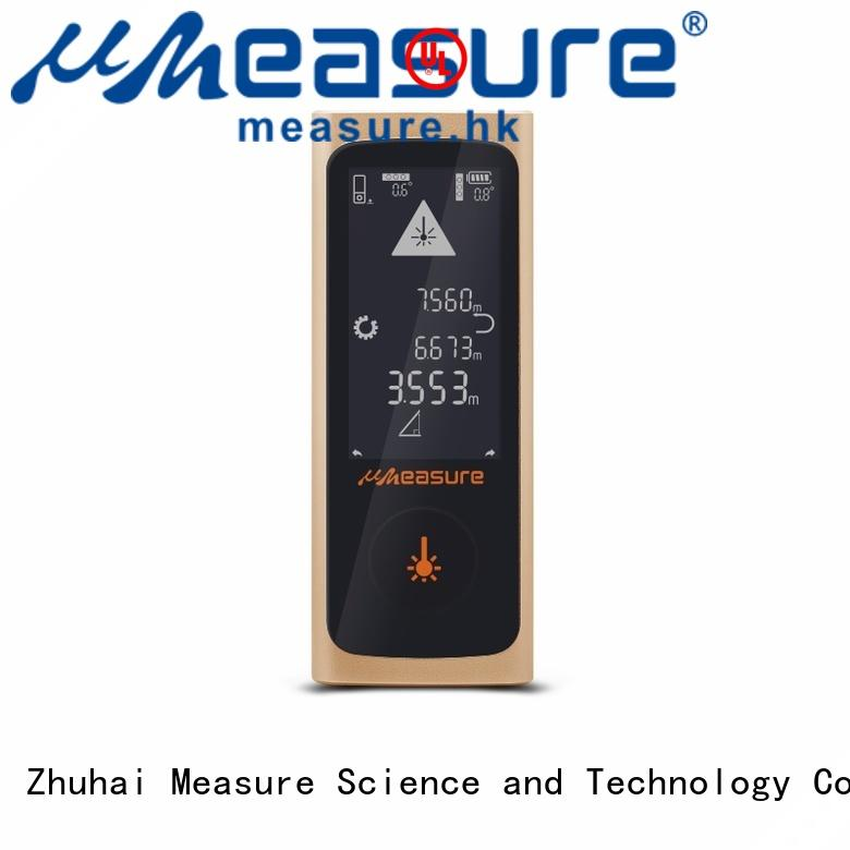 accurate curve best laser measure bluetooth for worker