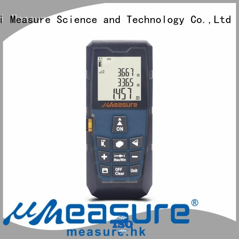 UMeasure long laser distance measuring device bluetooth for wholesale