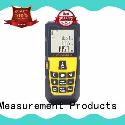 UMeasure multifunction best laser distance measurer backlit for measuring