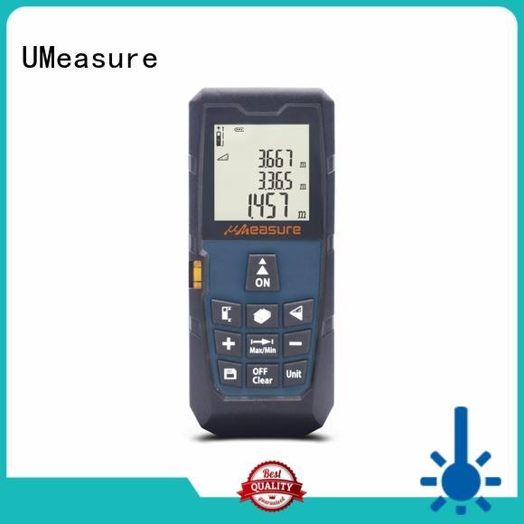laser range meter bluetooth tools UMeasure Brand company