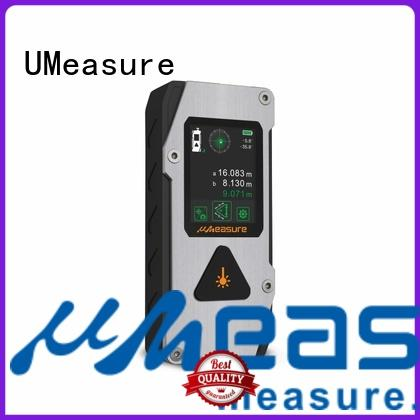 UMeasure long laser distance measuring tool bluetooth for measuring
