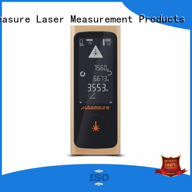 household laser distance meter suppliers backlit for worker