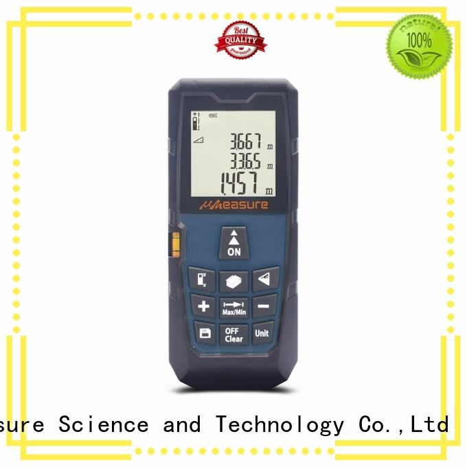 handheld distance measuring device level bluetooth for measuring