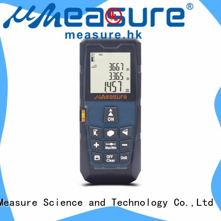 laser distance measurer 100m display for measuring UMeasure