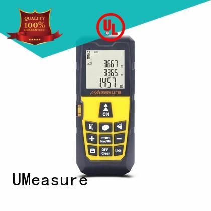 ranging laser distance measuring tool basic ranging backlit for measuring