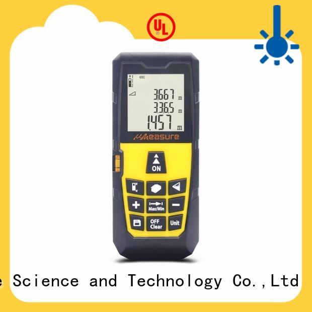 household laser distance meter price rangefinder handhold for wholesale