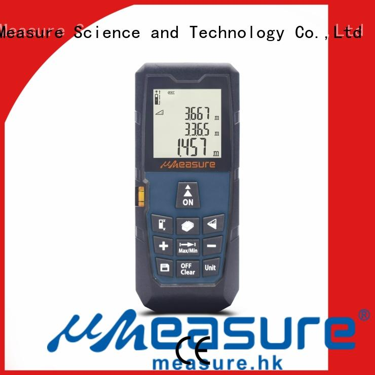 bubble laser measuring devices backlit for sale UMeasure