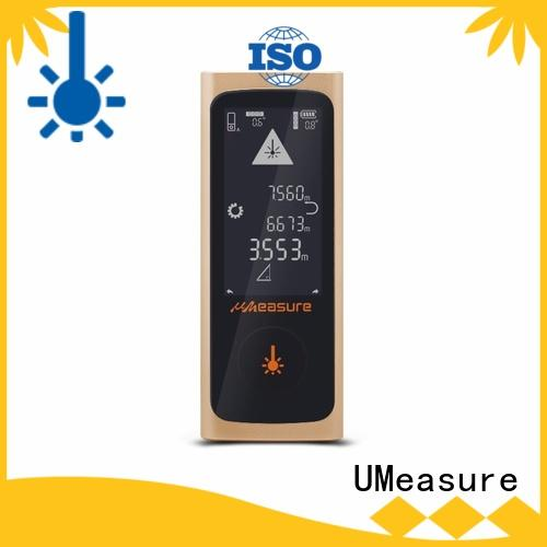 UMeasure multimode laser tape measure reviews backlit for wholesale