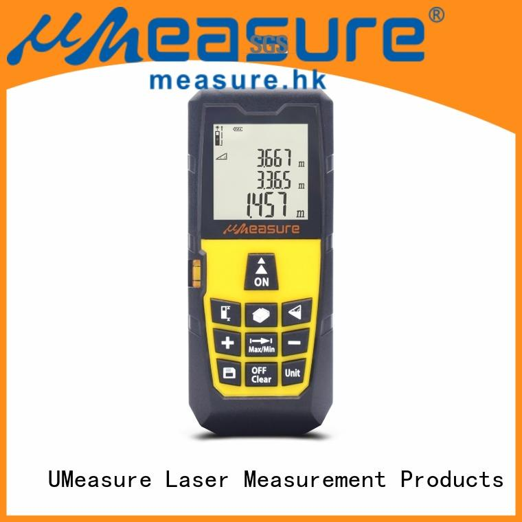 UMeasure wheel laser distance measuring tool handhold for sale