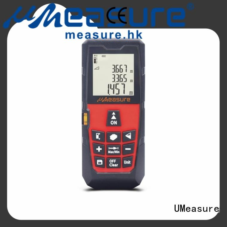 UMeasure backlit laser measure reviews distance for measuring