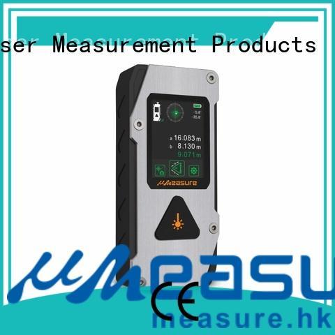 UMeasure image laser distance meter price handhold for wholesale
