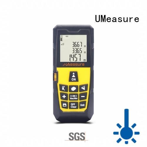 UMeasure focal length laser distance measurer bluetooth for sale