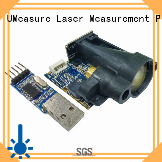Meter laser distance sensor RS232 interface length height automatically measure MSD30/60/100