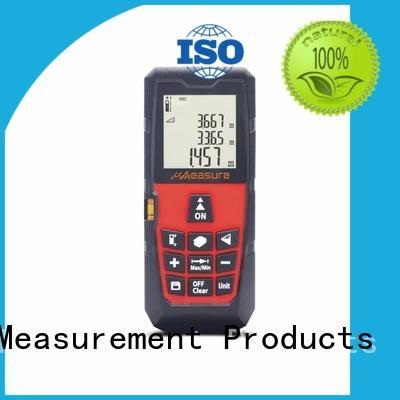 radian Custom device display laser distance measurer UMeasure backlit