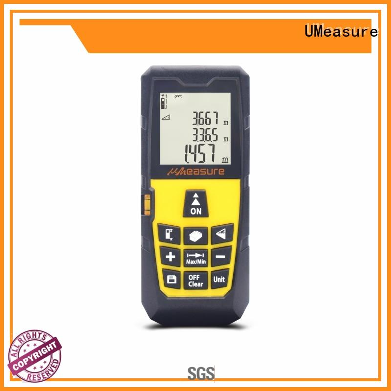 UMeasure durable laser distance measurer display for sale