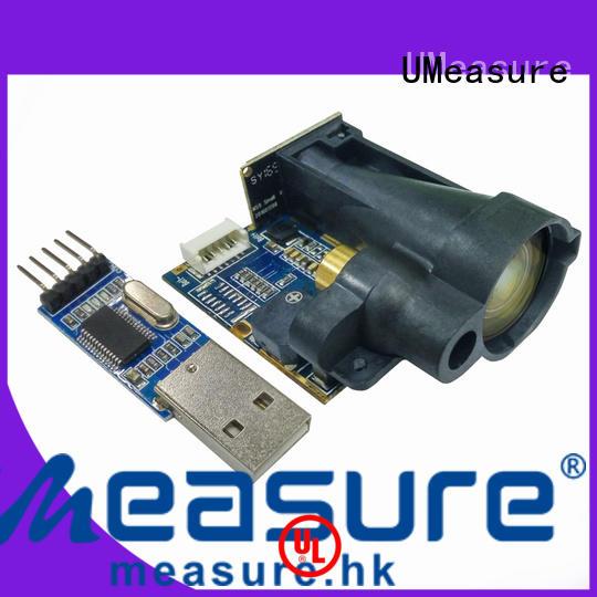 interface range sensor measurement measuring UMeasure