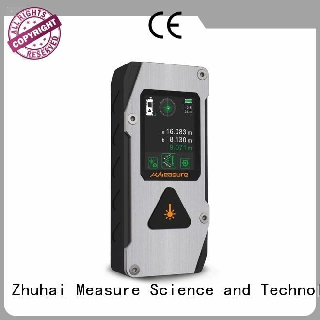 UMeasure best laser measuring device backlit for sale
