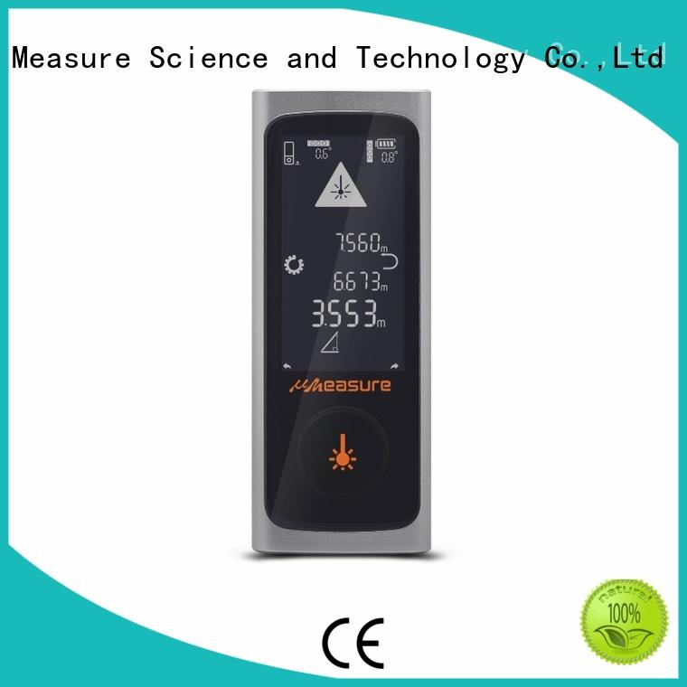 UMeasure combined laser distance measuring tool bluetooth for wholesale