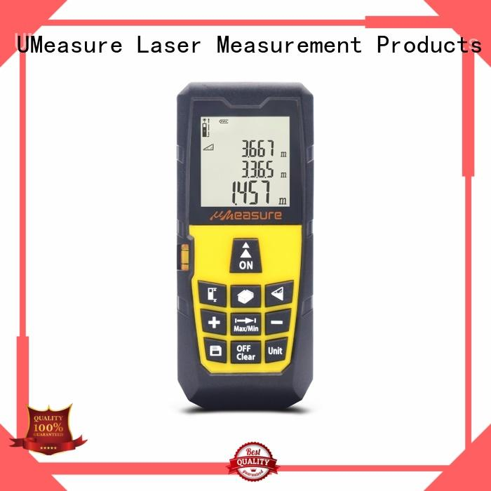 UMeasure tool laser distance measurer high-accuracy for measuring