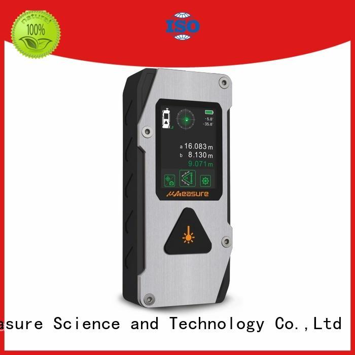 UMeasure eye-safe laser measure reviews backlit for wholesale