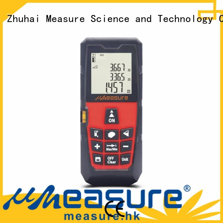 UMeasure multifunction best laser measure line for worker