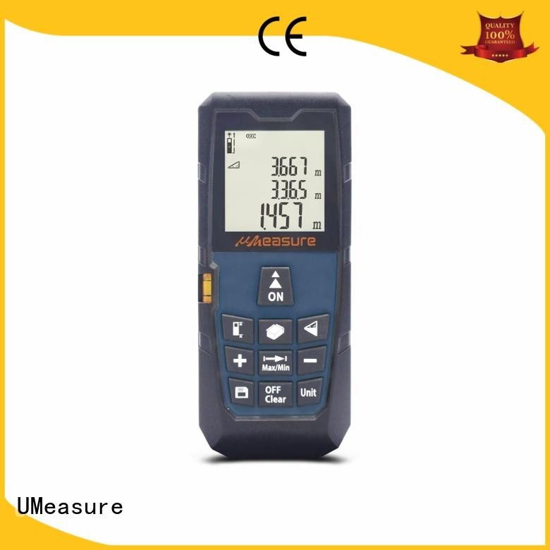 digital laser range meter rangefinder UMeasure company