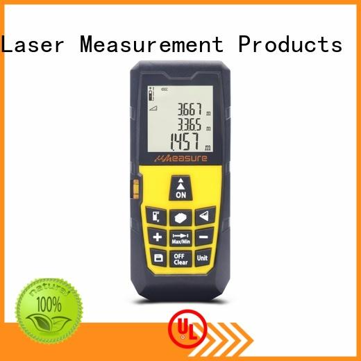 multi-function mastergrip laser distance meter accurate curve for worker UMeasure