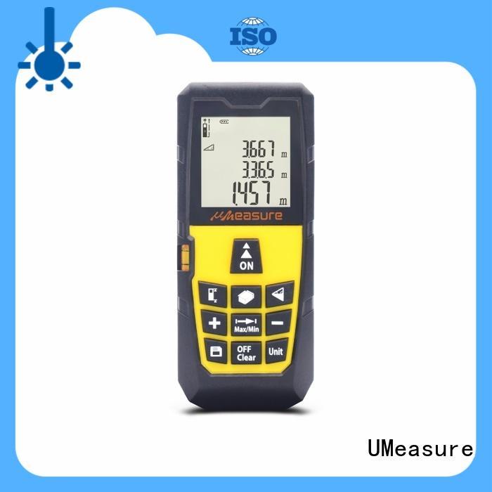 level laser measure tape display for measuring