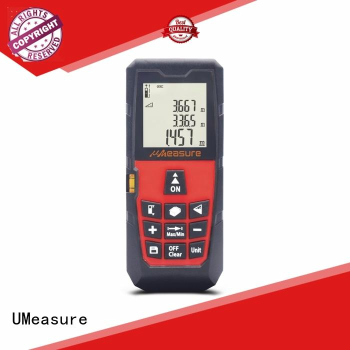 UMeasure top mode laser distance measuring device handhold for sale