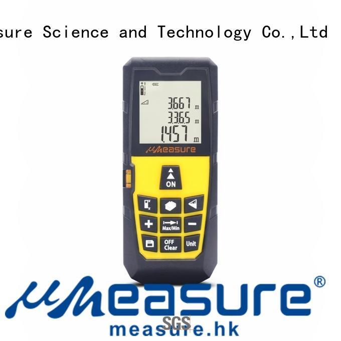 UMeasure measurement distance meter laser bluetooth for worker