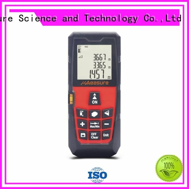 UMeasure carrying laser range meter laser for