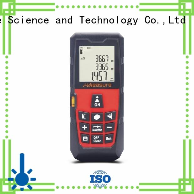 laser range meter multimode screen backlit UMeasure Brand laser distance measurer