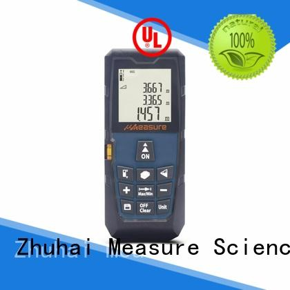household laser distance meter 40m large for measuring UMeasure
