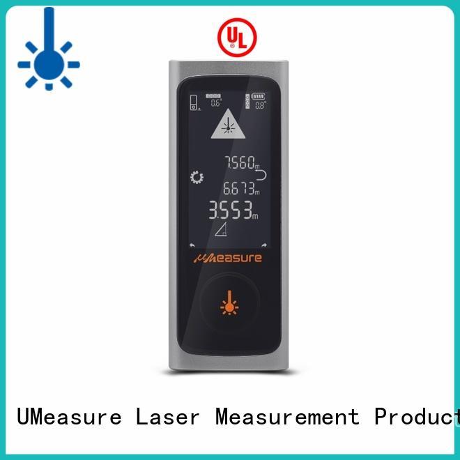 ranging laser measuring devices top mode backlit for measuring
