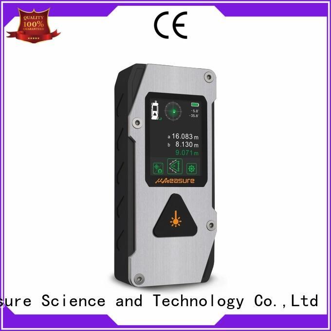UMeasure multi-function laser distance handhold for worker