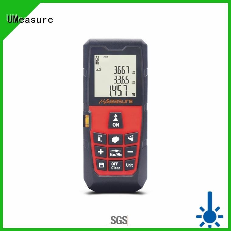 laser distance measurer far for measuring UMeasure