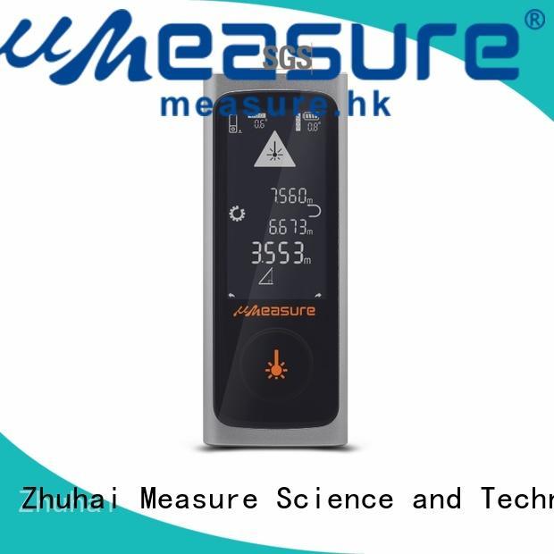 UMeasure multimode laser distance measurer distance for worker