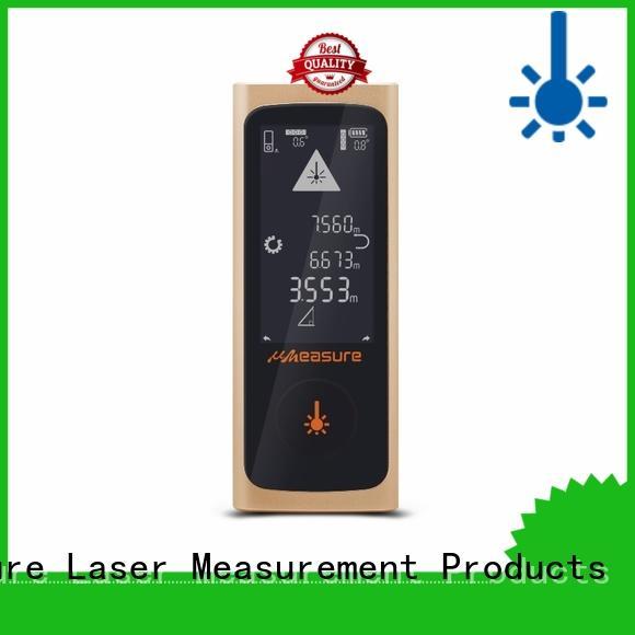 UMeasure household laser measuring tool bluetooth for measuring