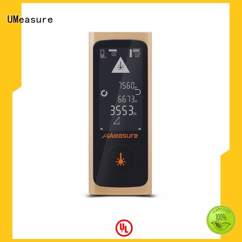 mini laser level and distance measure bluetooth measuring UMeasure