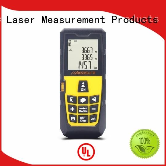 UMeasure tools high accuracy laser distance measurement handhold for
