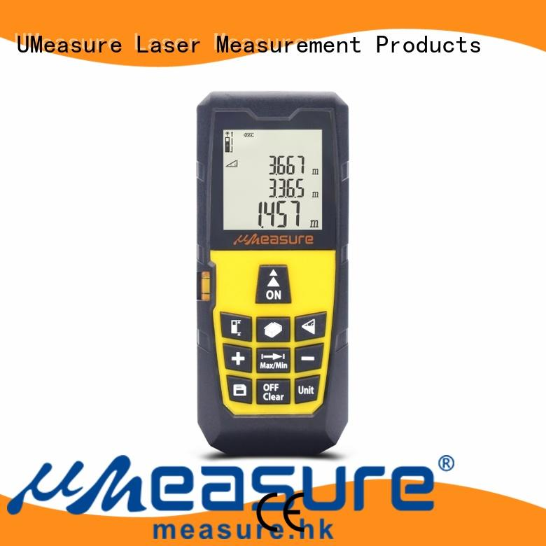 UMeasure focal length laser ruler high-accuracy for measuring