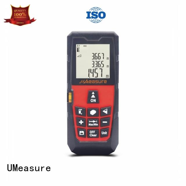 UMeasure usb charge laser measure reviews backlit for wholesale