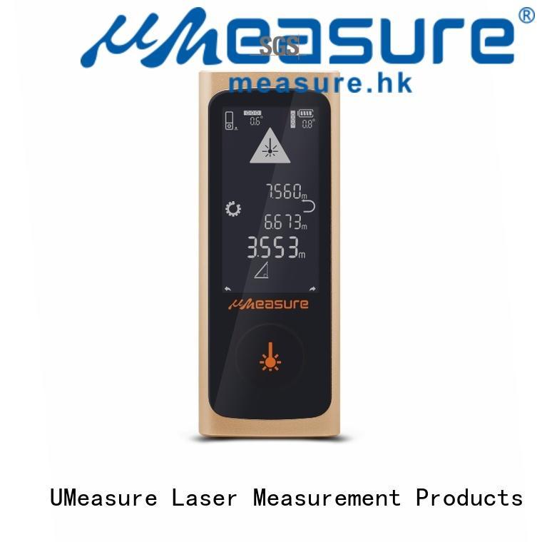 durable laser distance radian handhold for worker