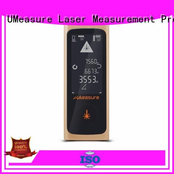 track laser range meter mode tools UMeasure Brand