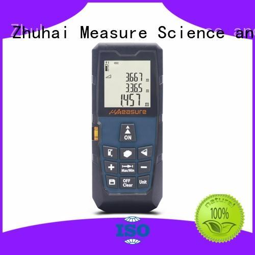 UMeasure household laser measuring tool display for wholesale