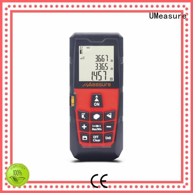 UMeasure handheld laser tape measure reviews handhold measuring
